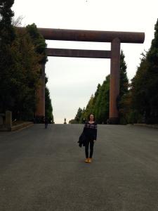 Yasukuni Gate