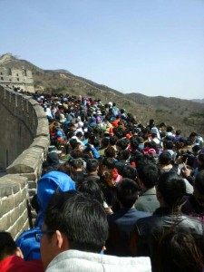 This is Badaling. You do not want this to be you!