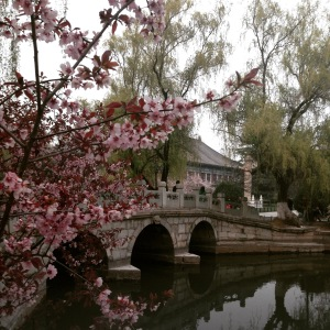 Peking University's historic architecture